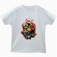 Despicable Avengers Kids T Shirt (white) by Contest1736614