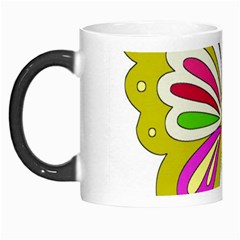Color Butterfly  Morph Mug by Colorfulart23