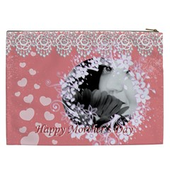 Mothers Day By May   Cosmetic Bag (xxl)   Kiije275swv7   Www Artscow Com Back