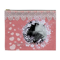 Mothers Day By May   Cosmetic Bag (xl)   8p2z0toats4g   Www Artscow Com Front