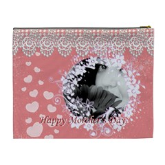 Mothers Day By May   Cosmetic Bag (xl)   8p2z0toats4g   Www Artscow Com Back