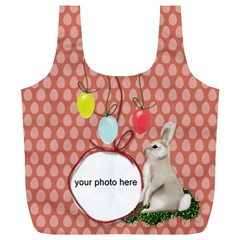 Girl Easter Bag By Zornitza   Full Print Recycle Bag (xl)   Vqutpiak8ogj   Www Artscow Com Front