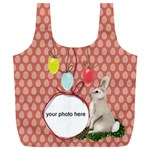 Girl Easter bag - Full Print Recycle Bag (XL)