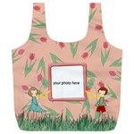 Secret garden bag - Full Print Recycle Bag (XL)