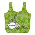For mom bag - Full Print Recycle Bag (L)