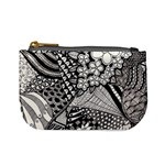 Zentangle Hanne - Mini Coin Purse