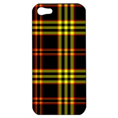 Tartan17c Apple Iphone 5 Hardshell Case by chivieridesigns