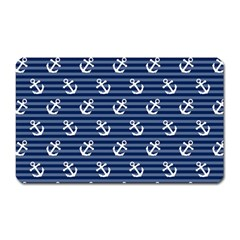 Boat Anchors Magnet (rectangular) by StuffOrSomething