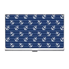 Boat Anchors Business Card Holder by StuffOrSomething