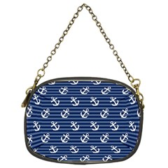 Boat Anchors Chain Purse (two Sided)  by StuffOrSomething