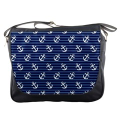 Boat Anchors Messenger Bag by StuffOrSomething