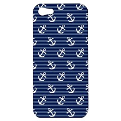 Boat Anchors Apple Iphone 5 Hardshell Case by StuffOrSomething