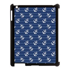 Boat Anchors Apple Ipad 3/4 Case (black) by StuffOrSomething