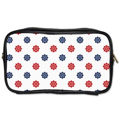 Boat Wheels Travel Toiletry Bag (two Sides) by StuffOrSomething