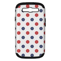 Boat Wheels Samsung Galaxy S Iii Hardshell Case (pc+silicone) by StuffOrSomething