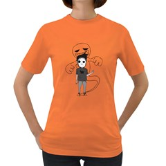 Behind The Mind Women s T Shirt (colored) by Contest1918937