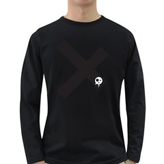 CrazyX Men s Long Sleeve T-shirt (Dark Colored) by Contest1918947
