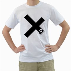 Crazyx Men s T Shirt (white)  by Contest1918947