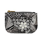 Zentangle Hanne 2 - Mini Coin Purse
