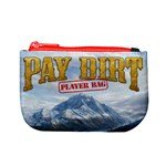 Pay Dirt - Player Bag - Red - Mini Coin Purse