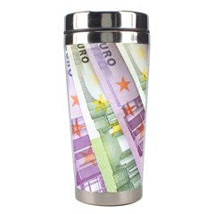 Just Gimme Money Stainless Steel Travel Tumbler by StuffOrSomething
