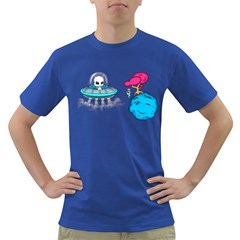Space Buddies Men s T Shirt (colored)