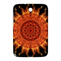 Flaming Sun Samsung Galaxy Note 8 0 N5100 Hardshell Case  by Zandiepants