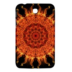 Flaming Sun Samsung Galaxy Tab 3 (7 ) P3200 Hardshell Case  by Zandiepants