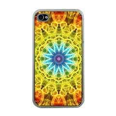 Flower Bouquet Apple Iphone 4 Case (clear) by Zandiepants