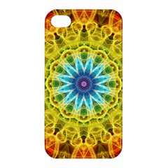 Flower Bouquet Apple Iphone 4/4s Hardshell Case by Zandiepants