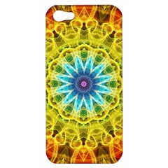Flower Bouquet Apple Iphone 5 Hardshell Case by Zandiepants