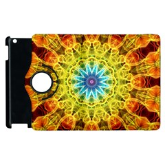 Flower Bouquet Apple Ipad 2 Flip 360 Case by Zandiepants