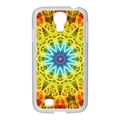 Flower Bouquet Samsung Galaxy S4 I9500/ I9505 Case (white) by Zandiepants