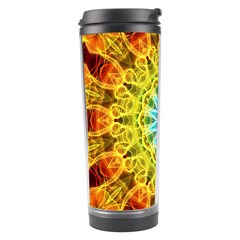 Flower Bouquet Travel Tumbler