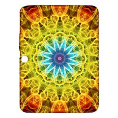 Flower Bouquet Samsung Galaxy Tab 3 (10 1 ) P5200 Hardshell Case  by Zandiepants