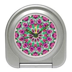 Flower Garden Desk Alarm Clock by Zandiepants