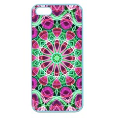 Flower Garden Apple Seamless Iphone 5 Case (color) by Zandiepants