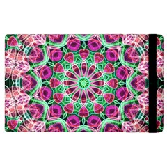 Flower Garden Apple Ipad 2 Flip Case by Zandiepants