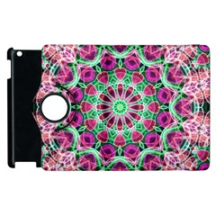 Flower Garden Apple Ipad 2 Flip 360 Case by Zandiepants
