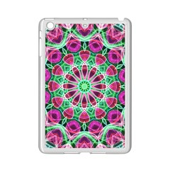 Flower Garden Apple Ipad Mini 2 Case (white) by Zandiepants