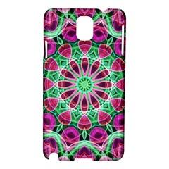 Flower Garden Samsung Galaxy Note 3 N9005 Hardshell Case by Zandiepants