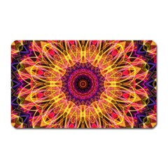 Gemstone Dream Magnet (rectangular) by Zandiepants