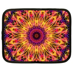 Gemstone Dream Netbook Sleeve (xl) by Zandiepants