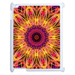Gemstone Dream Apple Ipad 2 Case (white) by Zandiepants