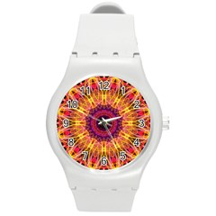 Gemstone Dream Plastic Sport Watch (medium) by Zandiepants