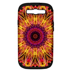 Gemstone Dream Samsung Galaxy S Iii Hardshell Case (pc+silicone) by Zandiepants