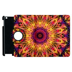 Gemstone Dream Apple Ipad 2 Flip 360 Case by Zandiepants