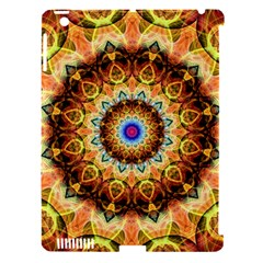 Ochre Burnt Glass Apple Ipad 3/4 Hardshell Case (compatible With Smart Cover) by Zandiepants