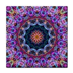 Purple Lotus Face Towel by Zandiepants