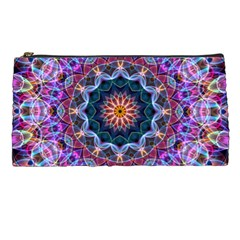 Purple Lotus Pencil Case by Zandiepants